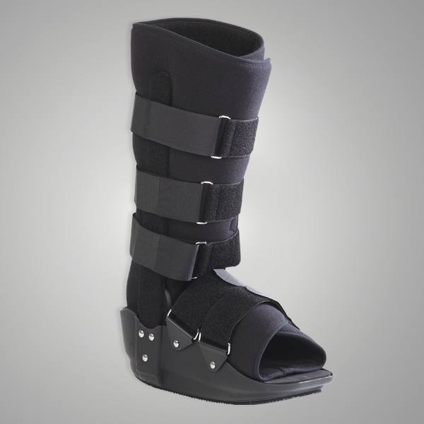 stress fracture moon boot