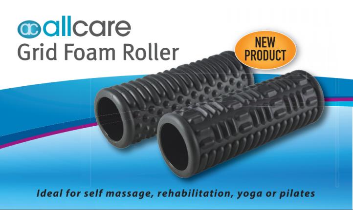 Grid Foam Roller Image